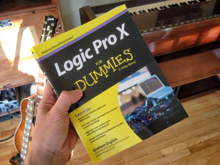 Logic Pro X For Dummies Special Delivery